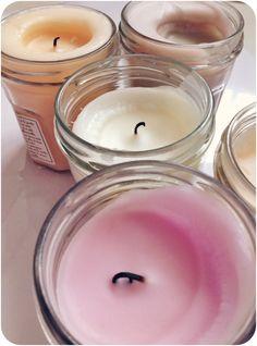 Bougies de Charroux : Santal <3