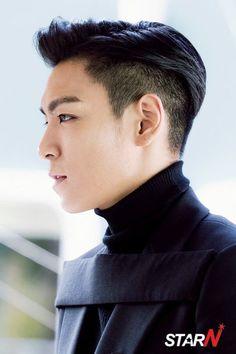 "TOP (Choi Seung Hyun) ♡ #BIGBANG - Interviews for ""The Commitment"""