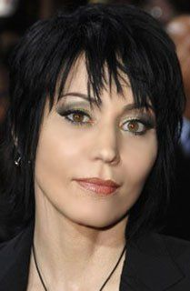 Get the Real Joan Jett Smoky Eye Look