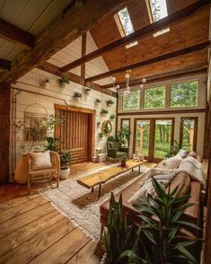 Dream Home Design, My Dream Home, Home Interior Design, Interior Decorating, Cabin Decorating, Decorating Ideas, Decor Ideas, Cabin Design, Rustic House Design