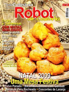 TeleCulinária Robot de Cozinha Nº 23 - Dezembro 2009