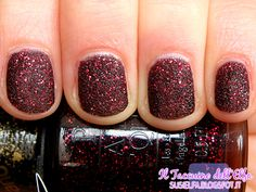 Il Taccuino dellElfa: Liquid Sand Nail Lacquer Stay The Night Mariah Carey Collection OPI