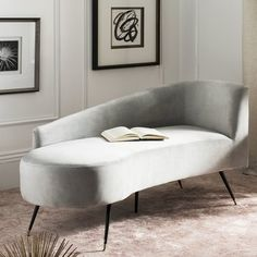 Chaise Lounge Makes The Interior And Exterior Of Home Look Classy Chaise Lounge Bedroom, Lounge Sofa, Sofa Bed, Design Furniture, Sofa Design, Condo Design, Furniture Chairs, Funky Furniture, Interior Design