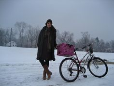 Winter Cycling by Simply Bike, via Flickr