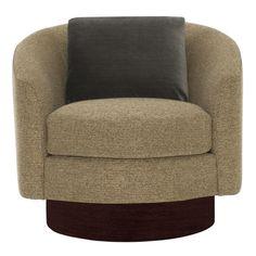 Elegant Swivel Tub Chair By Milo Baughman   Pinterest   Tub Chair, Tubs And  Elegant