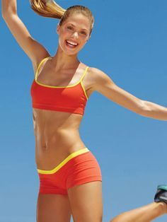 The Backyard Boot Camp - 8 Total Body Toners You Can Do in Your Backyard