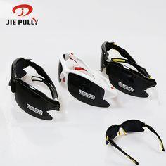 New JIEBOLLY Original Design Polarized Cycling Glasses Sunglasses Outdoor Sports MTB Bike Bicycle Cycling Eyewear Sun glasses