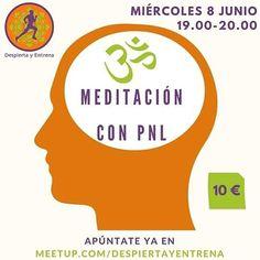 Aún estáis a tiempo para participar en nuestra #taller de #meditación con #PNL que impartiremos en #Madrid! #DespiertayEntrena #Despierta #Entrena #salud #bienestar #ParquedelRetiro