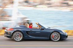 porsche boxer s | Bilder Fahrbericht Porsche Boxster S