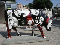 Vaca Pessoana - Cow Parade Portugal