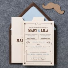 find this pin and more on wedding invitations by tatejw - Paper Source Wedding Invitations