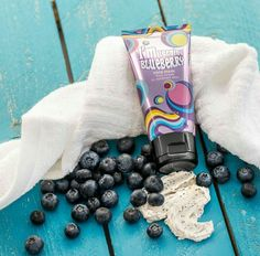 I tried a sample of I'm Turning Blueberry and loved it! It also reminds me of Willy Wonka and the Chocolate Factory.