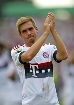 Always late to the party Fc Hollywood, Philipp Lahm, German National Team, German Boys, Fc Bayern Munich, European Cup, Sports Clubs, Team Player, Champions League