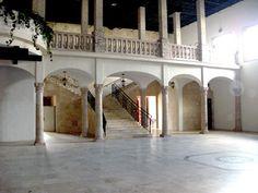 Interior, the Tuscany Gardens and Villa, 835 W. 34th St., Garden Oaks, Houston