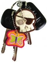 Key Covers Embroidery Designs