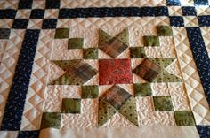 Machine Quilting Country Charmer
