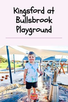 Kingsford at Bullsbrook's brand new 1.4 million dollar playground combines nature play and traditional elements to create the perfect space to let your child go wild! #perth #perthkids #perthplayground Stuff To Do, Things To Do, Play Spaces, Playgrounds, Perth, Your Child, Children, Kids, Brand New