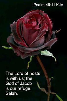 Psalm 46:11 KJV