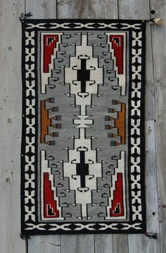 Mint SADIE WHITEHORSE NAVAJO RUG Native American Indian blanket Navaho NR |  Collectibles, Cultures u0026 Ethnicities, Native American: US | eBay!
