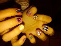 Cray Nails!!