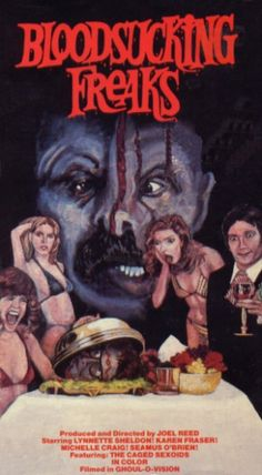 The 50 Craziest Old School Horror VHS Box Covers