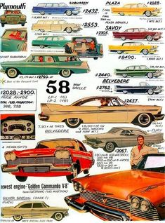 romance-racin-and-rock-n-roll: My dream car! Those Plymouths are tempting, are… romance-racin-and-rock-n-roll: My dream car! Those Plymouths are tempting, aren't they? Tesla Motors, Vintage Advertisements, Vintage Ads, Vintage Trends, Vintage Tools, My Dream Car, Dream Cars, Automobile, Plymouth Cars