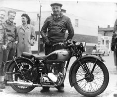 Jones was a dealer in Indians, and then British motorcycles, before becoming a nationwide distributor of motorcycle accessories and clothing.