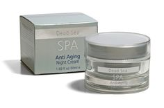 Enriched with Hyaluronic acid & Dead Sea minerals- Love wearing this at night, it smells heavenly!!!