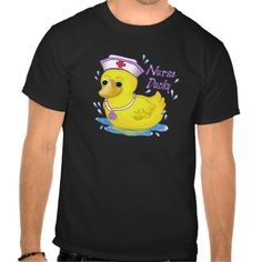 Nurse Ducky T Shirt, Hoodie Sweatshirt