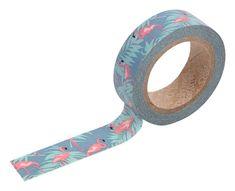 44 flamingo Washi tape Flamingo stickers-craft door LoveMyTapes