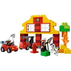 LEGO DUPLO My First Fire Station Image 2 of 2