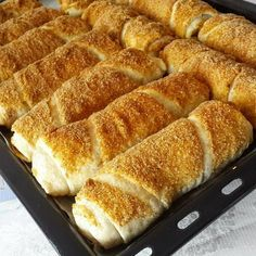Turkish Recipes, Ethnic Recipes, Hot Dog Buns, Banana Bread, Bakery, Brunch, Food And Drink, Snacks, Dishes