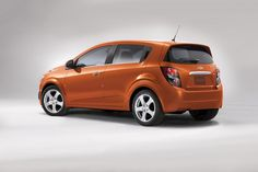 2015 Chevrolet Sonic next in line for electric vehicles? ? @GM #EV