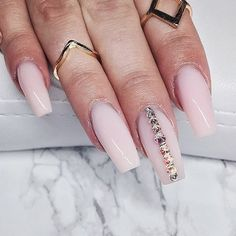 All the glam nails you need for Valentine's Day #inspo #nails #acrylicnails