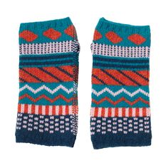 wrist warmers, 100% Lambswool, knitted in Scotland.