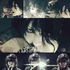 """Atsushi Sakurai Buck-Tick """"Beauty"""" MV Screenshots"""