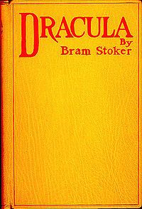 Dracula by Bram Stoker, love this book and movie