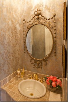 Love this Uttermost mirror