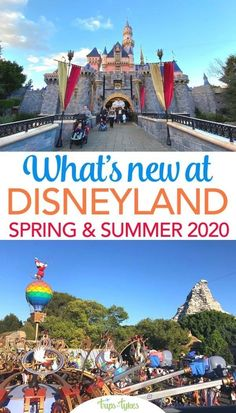 Planning a spring or summer 2020 Disneyland vacation? Explore and get tips for all the new attractions and openings - including the Magic Happens parade and Avengers Campus in California Adventure. Plus new hotel openings to watch! Disneyland Secrets, Disneyland Vacation, Cruise Vacation, Disney Vacations, Cheap Disney Tickets, Disney Surprise, Best Vacations, Family Vacations, Disney California