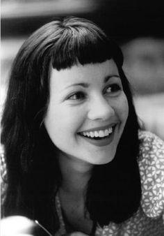 Janeane Garofalo (Born: Jane Anne Garofalo - September 28, 1964 - Newton, NJ, USA)