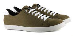 Canada Sneaker (Olive)