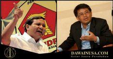 Dalam belantara politik Indonesia, Gerindra dan PKS tampaknya selalu seiring sejalan. Dari mulai Pilpres 2019 hingga Pilkada DKI 2017, keduanya menunjukkan kedekatan yang itens dengan membentuk koalisi.