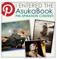 AsukaBooks Pinterest Pin It To Win Pin-Spiration Contest - Entered | AsukaBook USA deadline 4/28/13