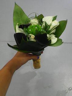 Petit bouquet de mariée