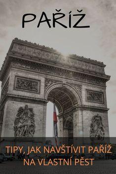 Tipy, jak navštívit Paříž na vlastní pěst a levně - kompletní průvodce od dopravy, přes ubytování, jídlo, ceny až po triky, jak ušetřit na památkách. #pariz Louvre, Provence, Building, Places, Travelling, Buildings, Construction, Louvre Doors, Provence France