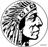 Free Scroll Saw Patterns by Arpop: Indian Chief Circle