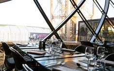 Have an unforgettable meal inside the Eiffel Tower, complete with mesmerizing views and wine and champagne. Drinking Around The World, Course Meal, Travel And Leisure, Foodie Travel, Paris France, Adventure Travel, Trip Advisor, Travel Inspiration, Places To Go