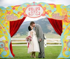 Carnival, Theme Wedding, Outdoor Wedding, Casual, Nashan Photographers || Colin Cowie Weddings