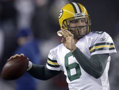 Graham Harrell faces the next step, QB for Green Bay. Also he's good looking. Bonus. =)