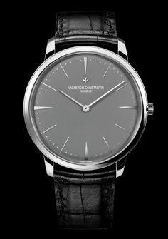Patrimony Limited Edition, Vacheron ConstantinCollection Excellence Platine Simply Perfection in Platinum What could be more classic, more perfect than t. Cool Watches, Watches For Men, Vacheron Constantin, Silver Pocket Watch, Swiss Army Watches, Beautiful Watches, Elegant Watches, Stylish Watches, Seiko Watches